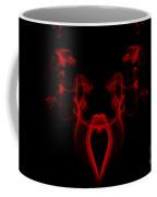 My Smoking Heart Red Coffee Mug