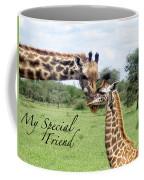 My Special Friend Coffee Mug