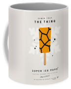 My Superhero Ice Pop - The Thing Coffee Mug