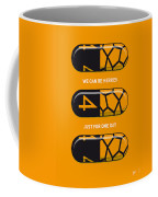 My Superhero Pills - The Thing Coffee Mug