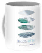 My Surfspots Poster-4-dungeons-cape-town-south-africa Coffee Mug by Chungkong Art