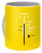My Tour De France 2012 Minimal Poster Coffee Mug
