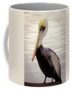 My Visitor Coffee Mug by Karen Wiles