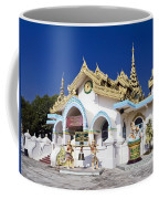 Myanmar Buddhist Temple Coffee Mug