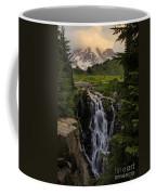 Myrtle Falls Morning Light Coffee Mug