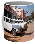 Mysore Taxis Coffee Mug