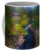 Mysteries Of The Lewis House Coffee Mug by Darren  White