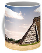 Mysterious Chichen Itza Coffee Mug