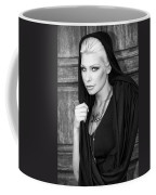 Mysterious Obsession Bw Palm Springs Coffee Mug