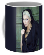 Mysterious Obsession Palm Springs Coffee Mug by William Dey