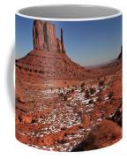Mysterious Red Rocks Coffee Mug