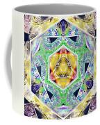 Mystery Cube Coffee Mug