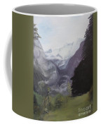 Mystery Mountains Coffee Mug