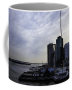 Mystery Of The Missing P Aka Pier 17 Coffee Mug