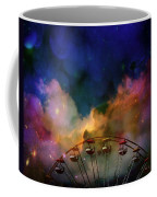Take A Mystery Ride In The Multicolored Clouds Coffee Mug