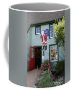 Mystic Christmas Shop - Connecticut Coffee Mug