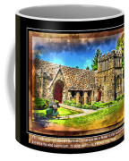 Mystic Church - Featured In Comfortable Art Group Coffee Mug