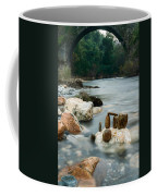 Mystic River I Coffee Mug