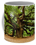 Mystical Angel Oak Tree Coffee Mug