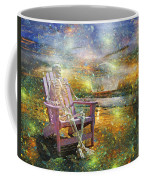 Mystical Sam On Topsail Coffee Mug