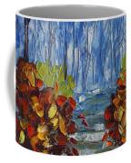 Mysty Morning Path Coffee Mug