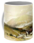 Nablus Old Shechem Coffee Mug