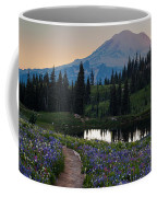 Naches Loop Meadows Coffee Mug