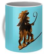 Naked One In Blue Coffee Mug