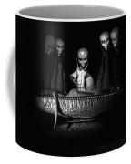 Nameless Faces Coffee Mug