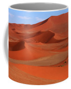 Namibian Red Sand Dunes  Coffee Mug