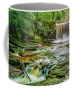 Nant Mill Waterfall Coffee Mug
