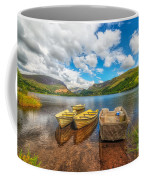 Nantlle Lake Coffee Mug