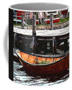 Nantucket Sleigh Ride Whaleboat Coffee Mug