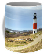 Nantucket's Sankaty Head Light Coffee Mug