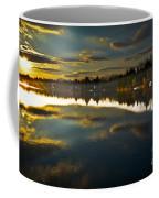 Naomi Sunset Coffee Mug