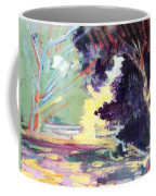 Napa Valley Forest Fall Coffee Mug