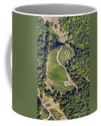 Napa Valley From Above Coffee Mug