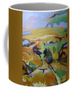 Napa Valley Perriwinkle Sky Coffee Mug