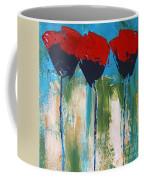Napa Valley Red Poppys Coffee Mug