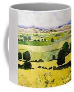 Napa Yellow2 Coffee Mug