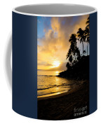 Napili Sunset Evening  Coffee Mug