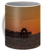 Naples Sunset Coffee Mug