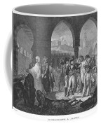 Napoleon At Jaffa, 1799 Coffee Mug