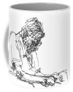 Napping At Waiting Room Coffee Mug