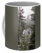 Narada Fall Mt Rainier II Coffee Mug