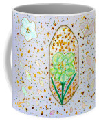 Narcissus Flower Petals Coffee Mug