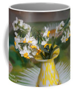 Narcissus In The Vase Coffee Mug