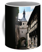 Narrow Alley In Bourbon Lancy Coffee Mug