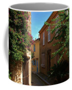 Narrow Street In The Village Coffee Mug