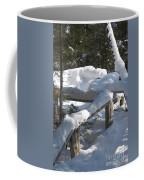Narrow Trail Coffee Mug